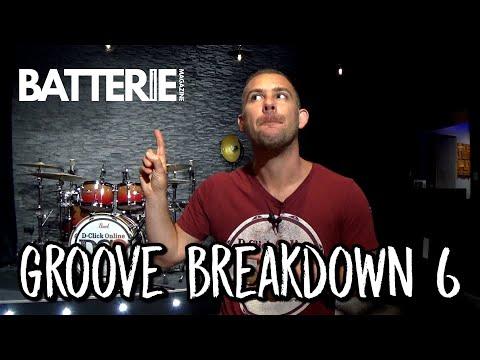 Nouvelle vidéo ! Groove Breakdown 6 !