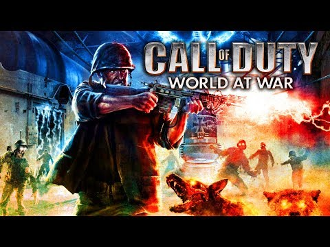 YAW Plays: Call of Duty - World at War (Part 2)