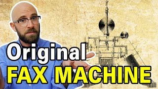 the-shockingly-old-origin-of-the-fax-machine