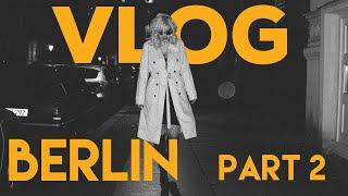 Τι κάναμε για να μπούμε σε Βερολινέζικο CLUB 😱  | Vlog Berlin part 2 🇩🇪 | BLACK VELOUR