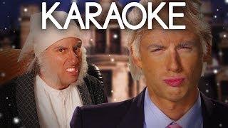 [KARAOKE ♫] Donald Trump vs Ebenezer Scrooge. Epic Rap Battles of History. [INSTRUMENTAL]