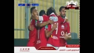 شاهد أهداف الأهلي 2 المقاولون العرب 0 نجيب و السعيد 22 سبتمبر 2016