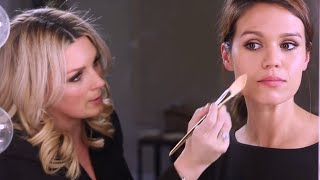 How to Contour Your Cheekbones with Pixiwoo and Real Techniques
