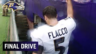 Will Joe Flacco Be Cleared for Practice this Week? | Ravens Final Drive