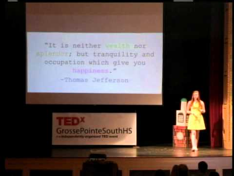 """""""The college mindset"""" 