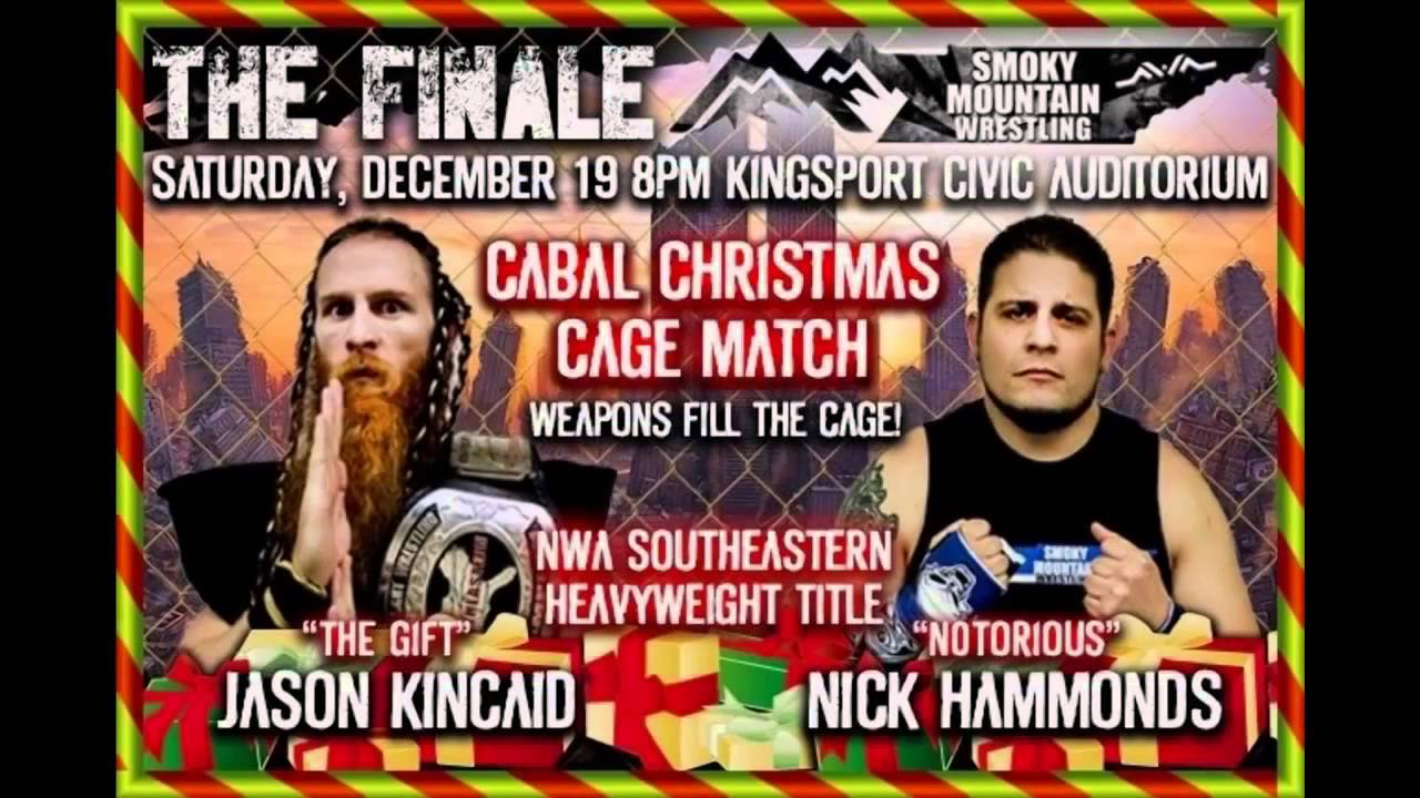 NWA Smoky Mountain TV - December 19, 2015 - YouTube