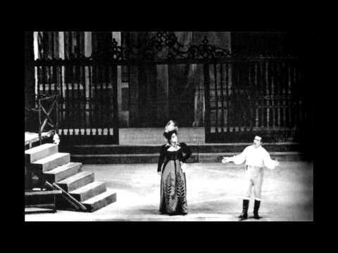 """MARIA CALLAS """"La golondrina""""'1952 México"""