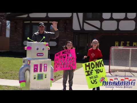 Heim Middle school1st Car Parade