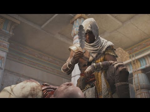Assassin's Creed Origins - All Assassinations and Confessions HD