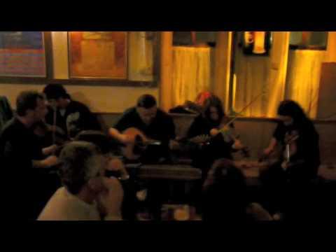 Irish trad session at McDermott's