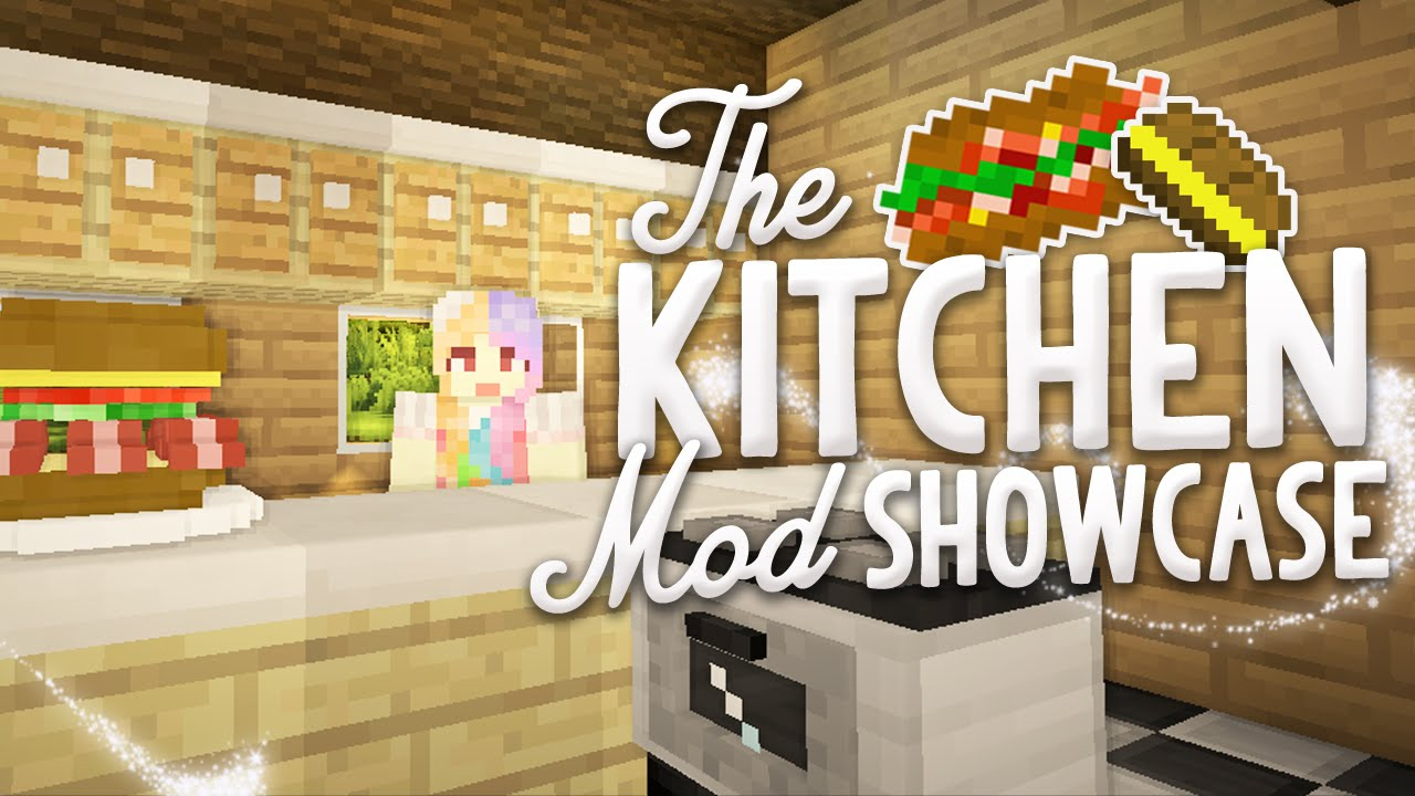 Minecraft Mod Showcase The Kitchen Mod