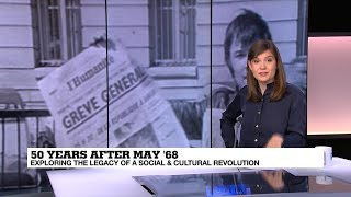 French Connections: What's left of the spirit of May 68?