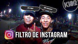 INSTAGRAM NOS DICE QUE TRUCO TIRAR | Skate Iquique