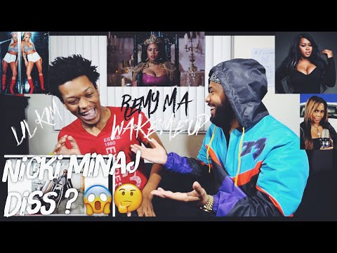 Remy Ma - Wake Me Up (Audio) ft. Lil' Kim | FVO Reaction