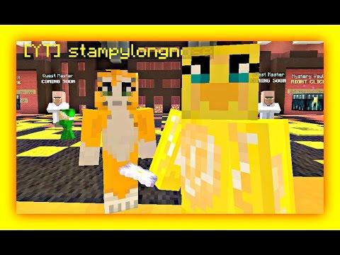Build Battle : Hypixel ~ Stampy & Sqaishey