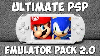 Ultimate PSP Emulator Pack 2.0 [Download]