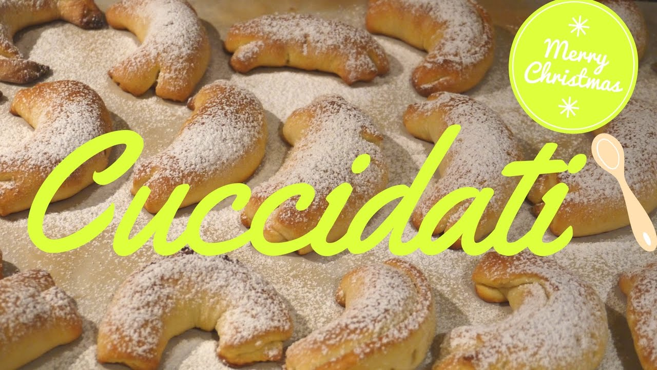 Fig Stuffed Cookies Cuccidati Italian Recipe