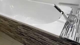 видео ванна акриловая Villeroy&Boch