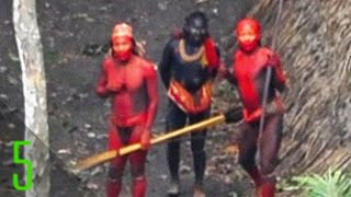 Download 5 Most Mysterious Uncontacted Tribes Mp3 and Videos