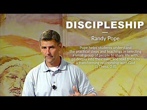 Live School Curriculum - Discipleship