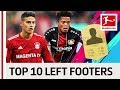Bailey, James & Other Left Footers - EA SPORTS FIFA 19 - Top 10 Left Footers