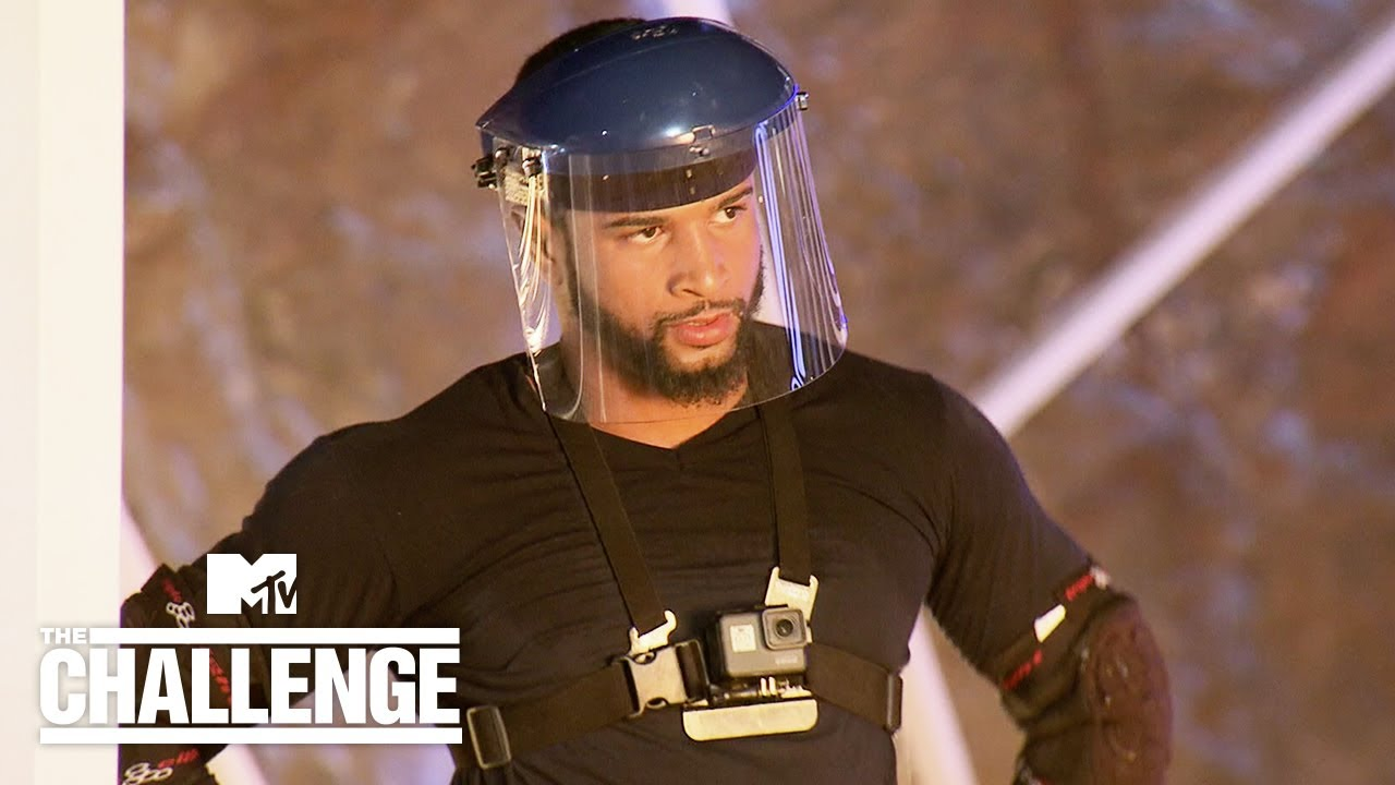 Embarrassing Elimination: Balls of Fire | The Challenge: Vendettas