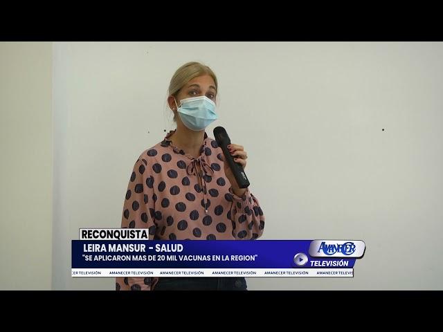 LEIRA MANSUR - SALUD