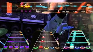 Pain - Jimmy Eat World Expert Full Band Guitar Hero: Van Halen