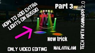 How To Make Dj Light In Bus Simulator Indonesia Herunterladen