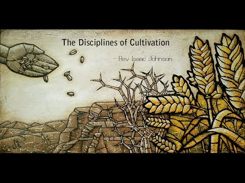 The Disciplines of Cultivation - 18-06-2017 - 7.00 am