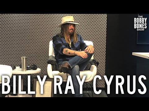 "Billy Ray Cyrus Tells Untold Story Of How ""Old Town Road"" Remix Came Together"