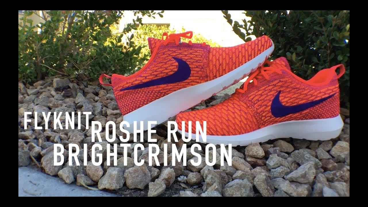 549d426bb5fc2 Flyknit Roshe Run Review   On Feet