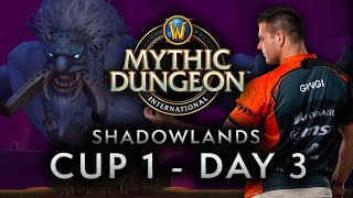 MDI Shadowlands Cup 1 | Championship Sunday Full VOD