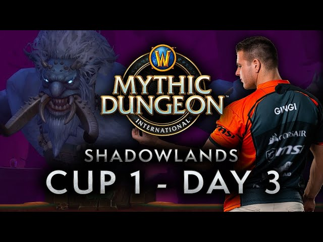 MDI Shadowlands Cup 1 | Championship Sunday Full VOD