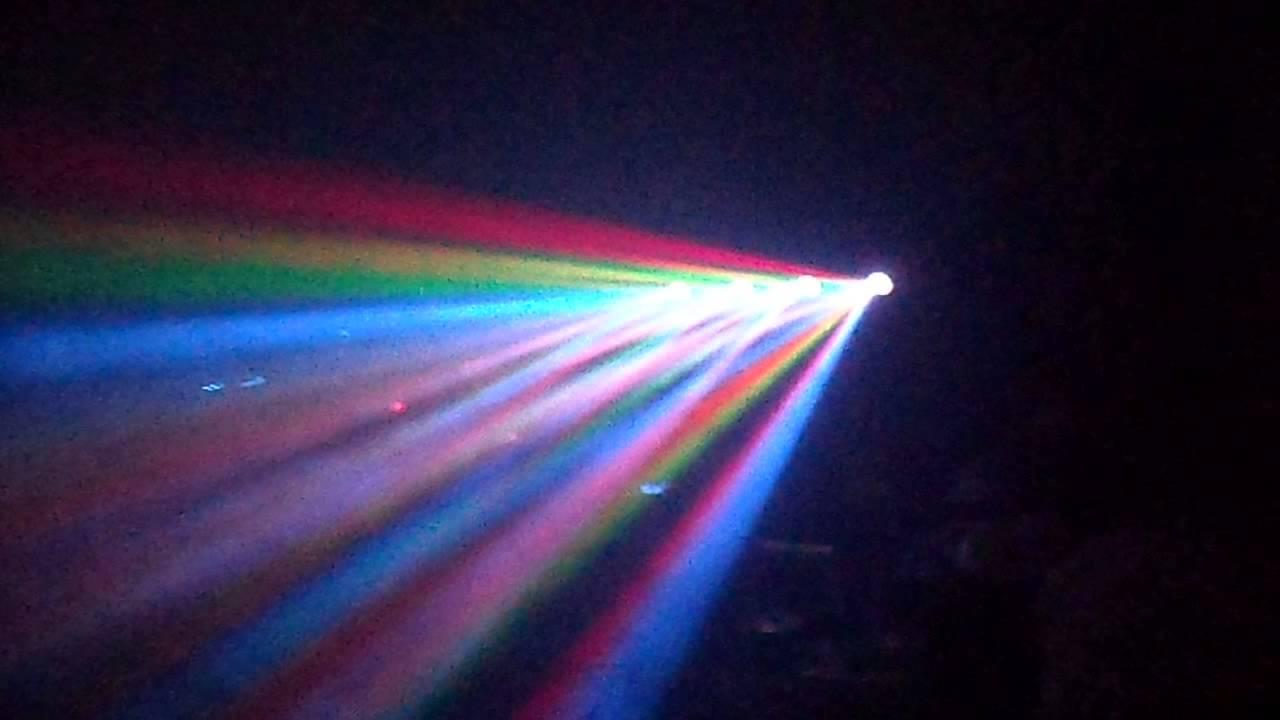 rainbow aura led iluminação youtube