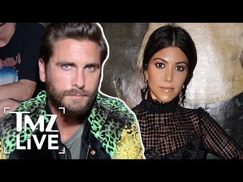 Scott Disick Thinks Kourtney Kardashian Is A Hypocrite | TMZ Live