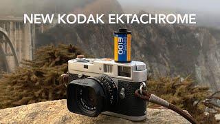 FIRST LOOK at the New Ektachrome by Kodak Professional