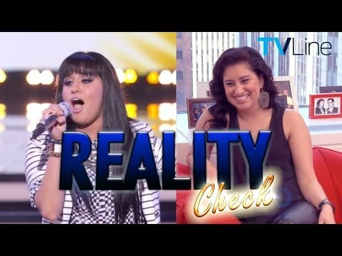 American Idol - Jena Irene Runner-Up Exit Interview - Reality Check