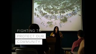 Fighting to Protect Our Community