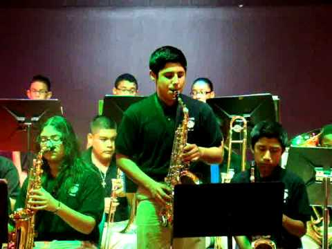 Golden Gate Middle School Jazz Band