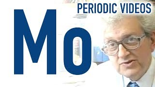 Molybdenum - Periodic Table of Videos