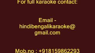 Ab Tere Dil Mein Hum Aagaye - Karaoke - Arzoo (1965) - Kumar Sanu ; Alka Yagnik