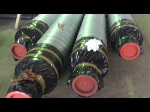 Видео Труба стальная оц водогазопроаодная