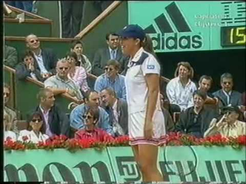 Jennifer Capriati vs. Kim Clijsters / FOpen 2001