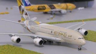 1:400 Scale Model Airport Update #25