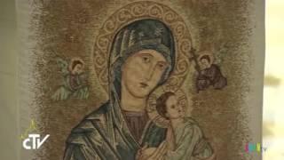 ĐTC nói, Mẹ Maria bảo vệ chúng ta trong ngày lễ Đức Mẹ Sầu Bi