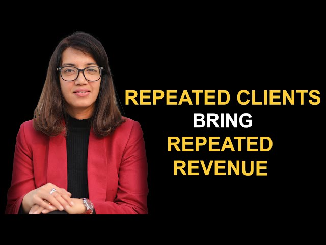 How to maintain repeated clients at the salon | Nupur Gupta