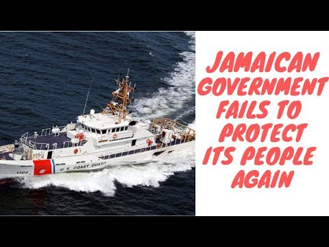 The Jamaican Fishermen Were Sold Out By A Government That Didn't Care About Them