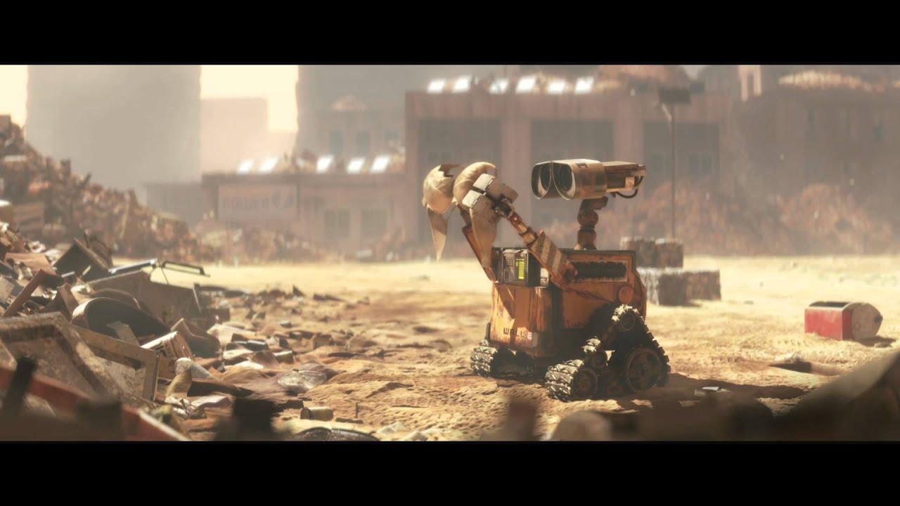 Wall-E - Official® Trailer 1 [HD]