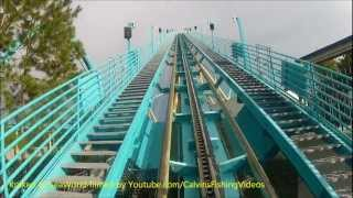 Kraken Roller Coaster Sea World